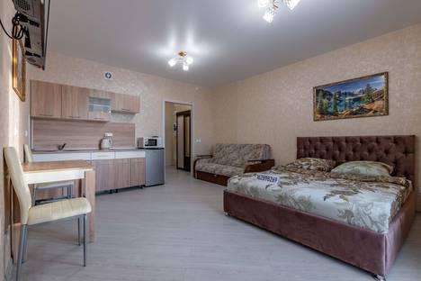 Сдается 1-комнатная квартира посуточно в Екатеринбурге, Переходный переулок, 6.