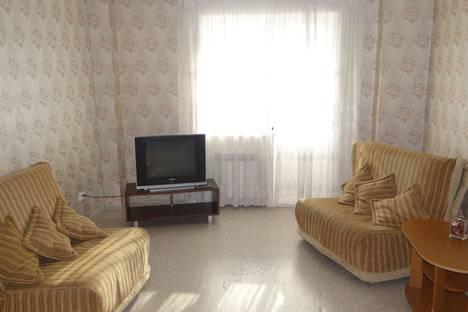Сдается 1-комнатная квартира посуточно в Ульяновске, улица Кролюницкого, 17.