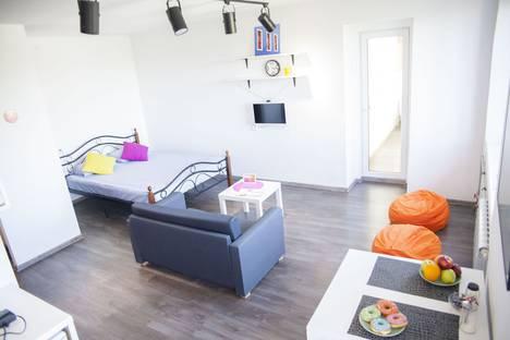 Сдается 1-комнатная квартира посуточно, улица Герцена, 31А.