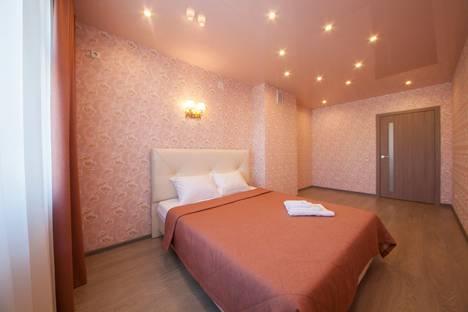 Сдается 3-комнатная квартира посуточно, улица Академика Киренского, 75.