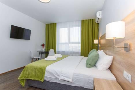 Сдается 1-комнатная квартира посуточно в Новосибирске, Железнодорожная 15/1.