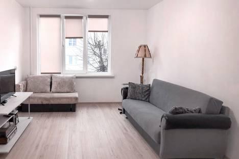 Сдается 1-комнатная квартира посуточно в Бобруйске, Могилевская область,Интернациональная улица.