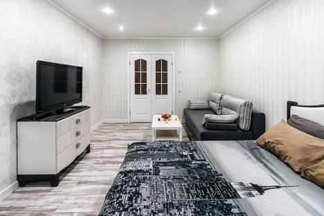 Сдается 1-комнатная квартира посуточно в Гродно, улица Белые Росы, 55, подъезд 3.