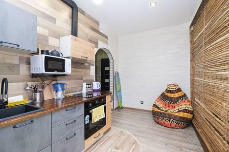 Сдается 1-комнатная квартира посуточно в Новосибирске, микрорайон Горский, 69/1.