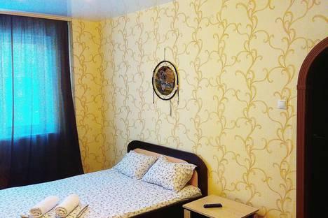 Сдается 1-комнатная квартира посуточно, улица Шевченко, 11.