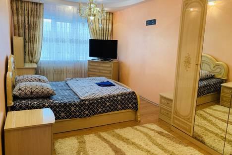 Сдается 2-комнатная квартира посуточно, Республика Коми,улица Ленина, 48Б.