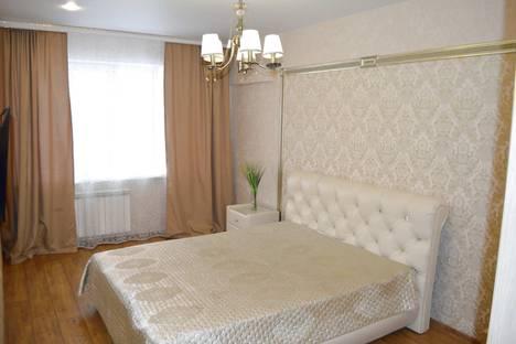 Сдается 1-комнатная квартира посуточно, Мичурина 149.