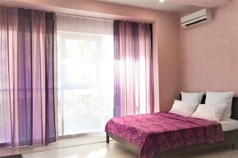 Сдается 1-комнатная квартира посуточно в Сочи, Краснодарский край,микрорайон Мамайка, Крымская улица, 89.
