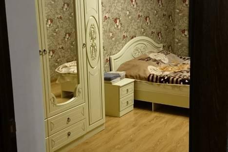 Сдается 2-комнатная квартира посуточно, улица Юлиуса Фучика, 4,корпус 3.