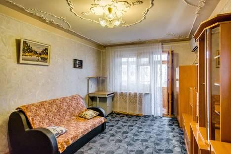 Сдается 3-комнатная квартира посуточно в Ростове-на-Дону, ул. Еременко, 66/7.