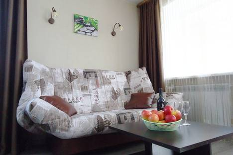 Сдается 1-комнатная квартира посуточнов Ярославле, проспект Ленина, 52б.