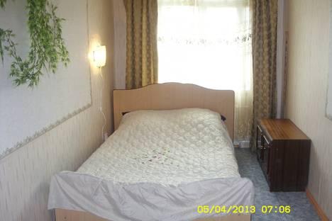 Сдается 2-комнатная квартира посуточнов Чебаркуле, пр. Автозаводцев, 54.