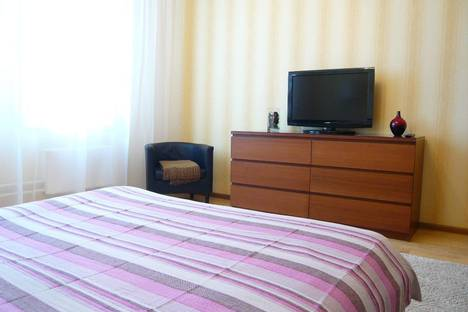 Сдается 1-комнатная квартира посуточнов Красногорске, ул. Вилора Трифонова, д.3.