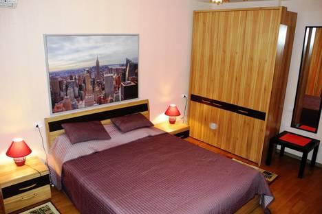 Сдается 1-комнатная квартира посуточно в Нижнем Новгороде, Волжская набережная, 23.