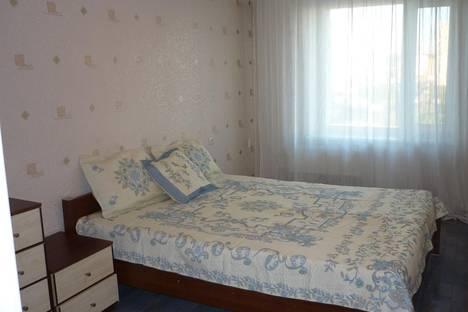 Сдается 3-комнатная квартира посуточнов Омске, Масленникова, 23.