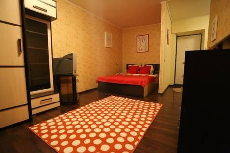 Сдается 1-комнатная квартира посуточно в Уфе, 50 лет СССР 43.