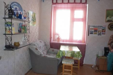 Сдается 1-комнатная квартира посуточнов Великом Новгороде, Озерная 9.