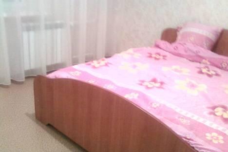 Сдается 2-комнатная квартира посуточно в Набережных Челнах, Новый город пр .Чулман 36/4/2.