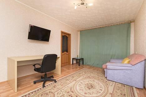 Сдается 2-комнатная квартира посуточнов Екатеринбурге, УЛ.ЩОРСА,56А.