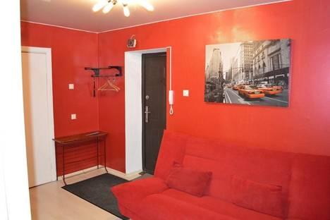 Сдается 1-комнатная квартира посуточно в Рязани, ул. 4-я линия, д 2/1.