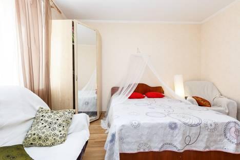Сдается 1-комнатная квартира посуточнов Казани, Чистопольская 64-2.