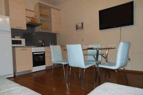 Сдается 3-комнатная квартира посуточно в Иркутске, Семена Лагоды 4.