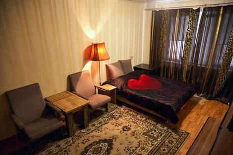Сдается 1-комнатная квартира посуточно, ул. Лебедева, 11.