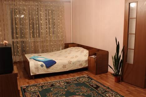Сдается 1-комнатная квартира посуточнов Новокузнецке, проспект Ермакова 34.