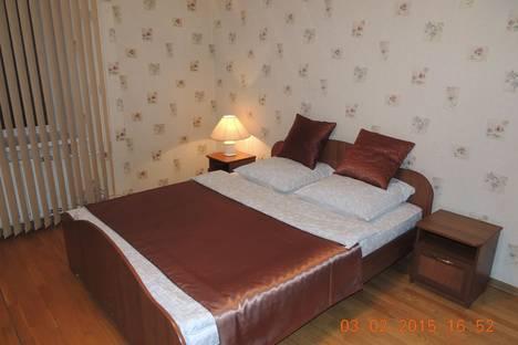 Сдается 2-комнатная квартира посуточнов Архангельске, проспект Дзержинского, 13.