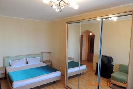 Сдается 1-комнатная квартира посуточнов Архангельске, пр.Новгородский,113.