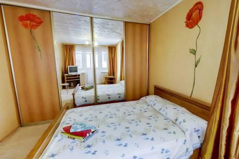 Сдается 1-комнатная квартира посуточно в Уфе, Российская 82/2.