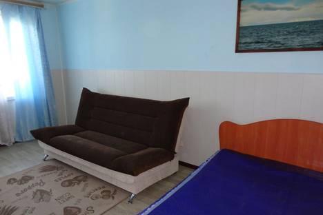 Сдается 1-комнатная квартира посуточнов Мурманске, ул. Карла Маркса, 51.