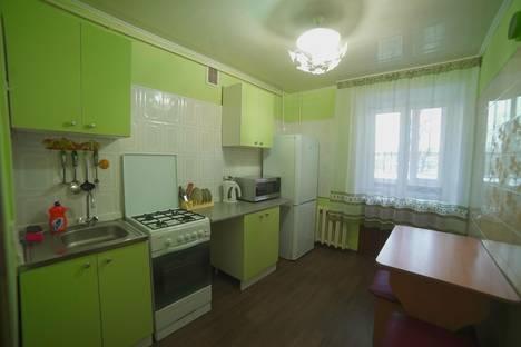 Сдается 1-комнатная квартира посуточно в Калуге, ул. Герцена, д. 17.