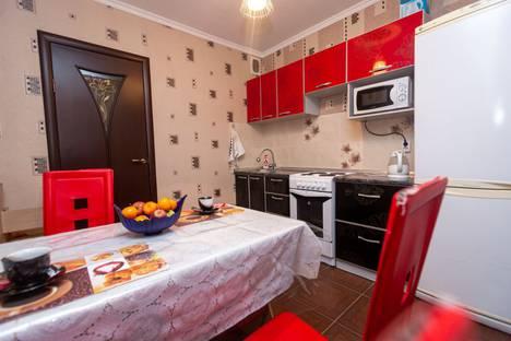 Сдается 2-комнатная квартира посуточно в Павлодаре, улица Гагарина, 78.