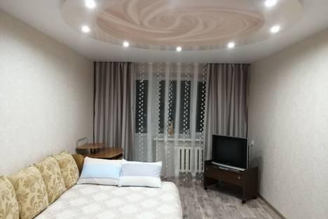 Сдается 1-комнатная квартира посуточно в Егорьевске, Московская область,2-й микрорайон, 19.