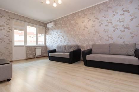 Сдается 1-комнатная квартира посуточно в Адлере, улица Гастелло, 27.