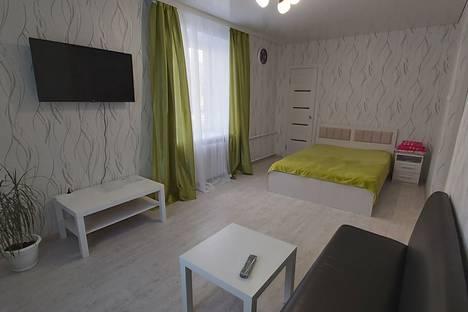 Сдается 1-комнатная квартира посуточно в Уфе, Первомайская улица, 53.
