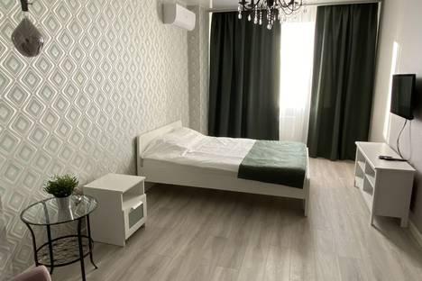 Сдается 1-комнатная квартира посуточно в Краснодаре, Кореновская улица, 2к3.