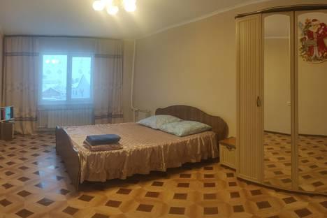 Сдается 1-комнатная квартира посуточно в Якутске, Республика Саха (Якутия),улица Жорницкого, 30/1.