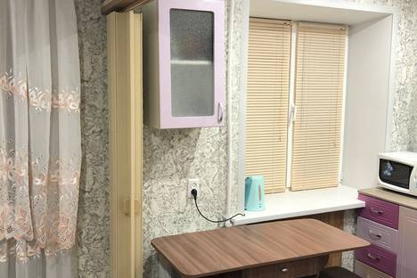 Сдается 1-комнатная квартира посуточно, Республика Татарстан,улица Михаила Тухачевского, 6.