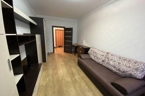 Сдается 1-комнатная квартира посуточно в Самаре, Силовая улица, 6.