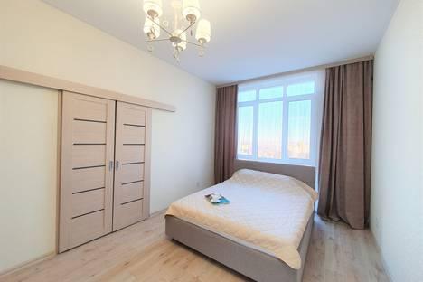 Сдается 1-комнатная квартира посуточно в Белгороде, Парковая улица, 8.