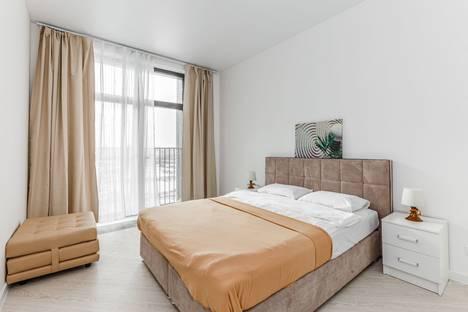 Сдается 3-комнатная квартира посуточно в Москве, улица Архитектора Щусева, 2к3.
