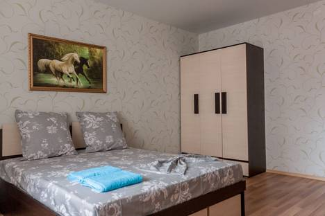 Сдается 3-комнатная квартира посуточно в Волгограде, улица Базарова, 2.
