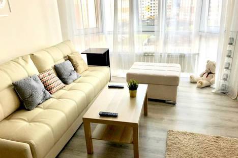Сдается 2-комнатная квартира посуточно в Кемерове, Притомский проспект, 31к2.