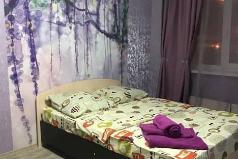 Сдается 1-комнатная квартира посуточно в Нягани, Ханты-Мансийский автономный округ,1-й микрорайон, 50.