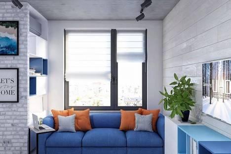 Сдается 1-комнатная квартира посуточно, Петербургское шоссе, 36Б.