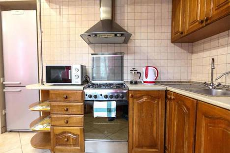 Сдается 3-комнатная квартира посуточно, Новопесчаная улица, 8к1.
