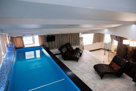 Сдается 4-комнатная квартира посуточно в Москве, проспект Мира, 167.