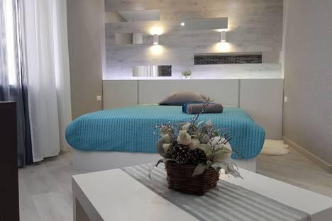 Сдается 1-комнатная квартира посуточно в Пинске, площадь Ленина, 1.